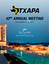 TXAPA 43rd Annual Meeting Brochure