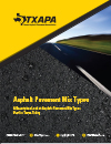 Asphalt Pavement Mix Design Types